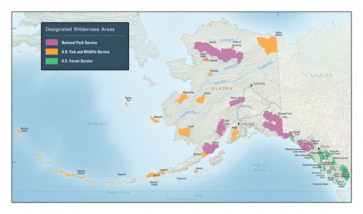 The Alaska National Interest Lands Conservation Act and Wilderness Stewardship in Alaska