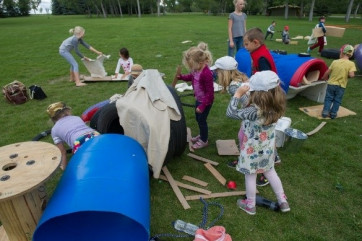 Children, Play and Nature Webinar Series:  Changing the Ways Calgary Plays