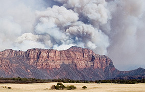 Managing Special Provisions in Wilderness: Fire