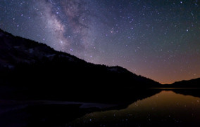 Natural Resource Management in Wilderness: Night Sky