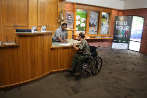 Universal Design in Park and Recreation Environments