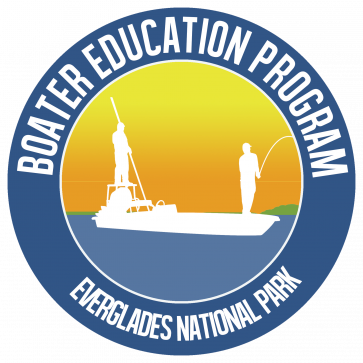 Programa de educación para navegantes en el Everglades National Park