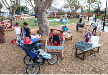 World Parks Academy Webinar: Creating Parks and Public Spaces for People of All Ages
