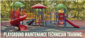 World Parks Academy Webinar:  Playground Maintenance Training Technician Program